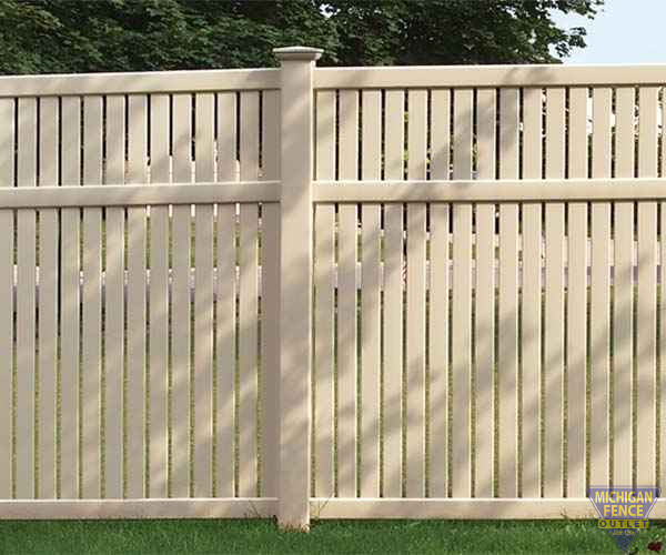 Imperial Vinyl Fence